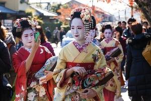 geisha Kjoto