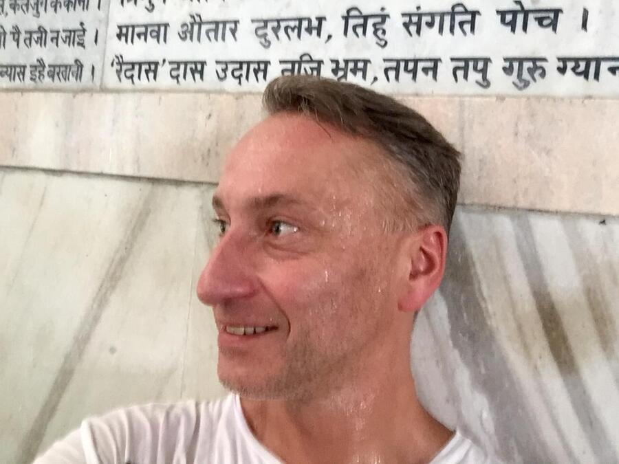 Indické dobrodružství ...příprava na cestu