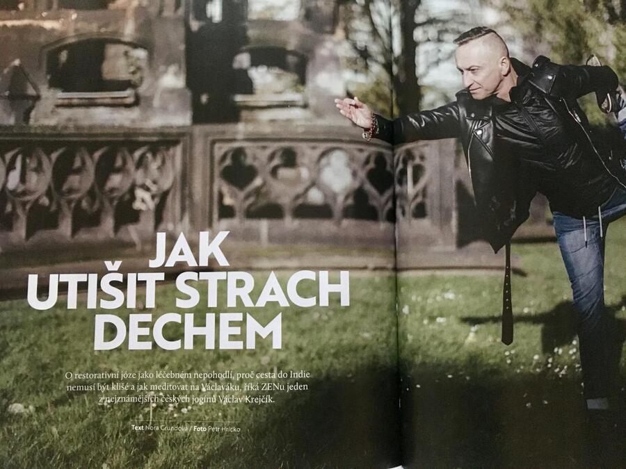 Pro časopis ZEN (prosinec 2017)