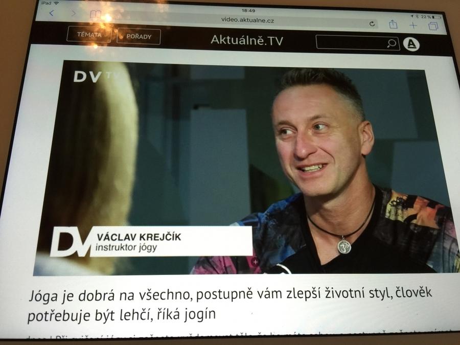 DVTV.cz 19.4.2016