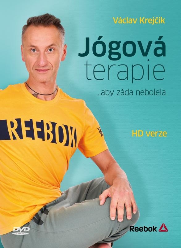 DVD Jógová terapie nyní ve HD verzi on-line!