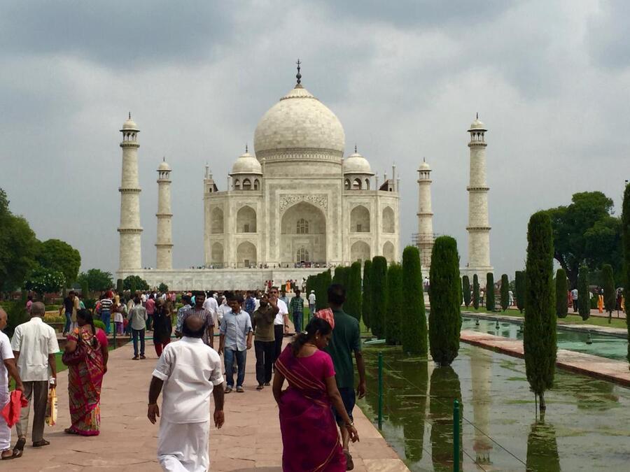 Jóga v Indii aneb #incredibleindia