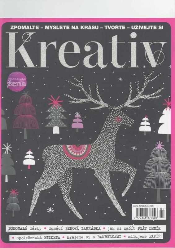 Restorativní jóga prožita redaktorkou časopisu Kreativ