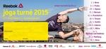 Reebok jóga turné 2015 TERMÍNY