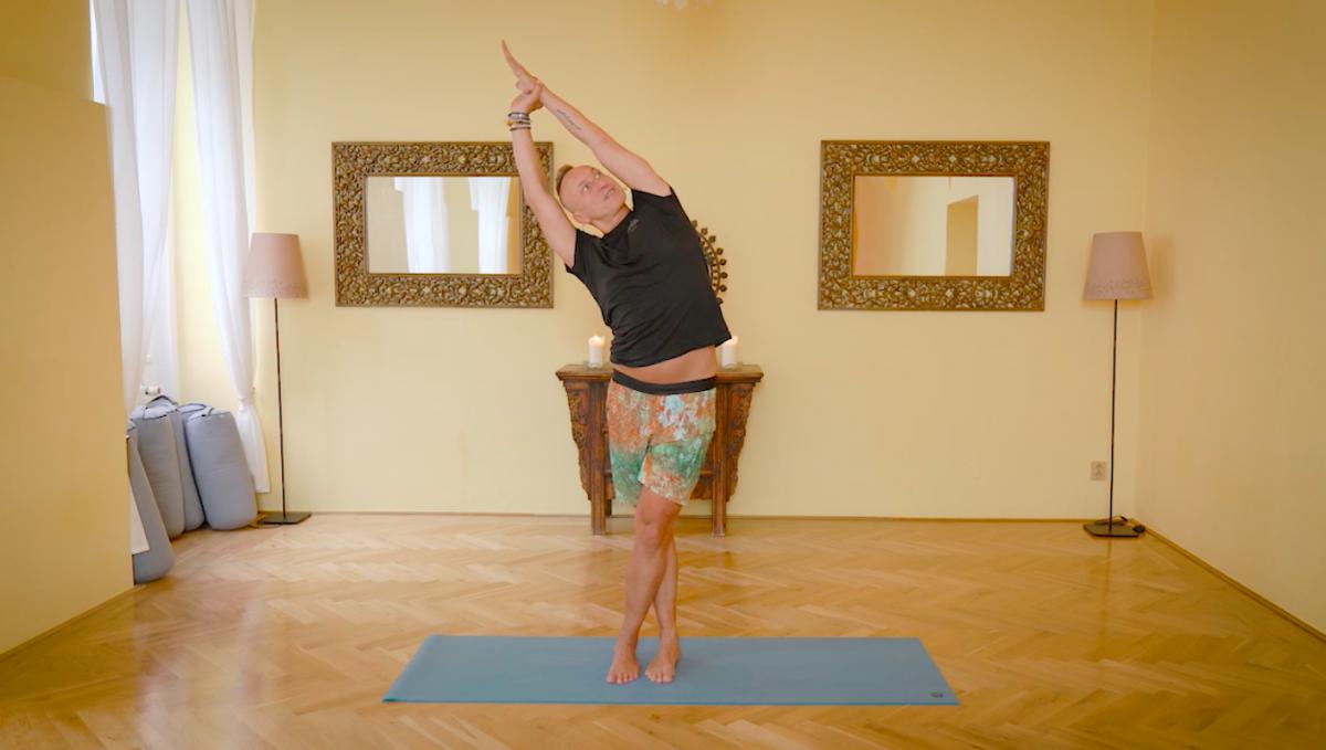 5 ranních jógových praxí na JÓGA VIRTUAL od 7.6.