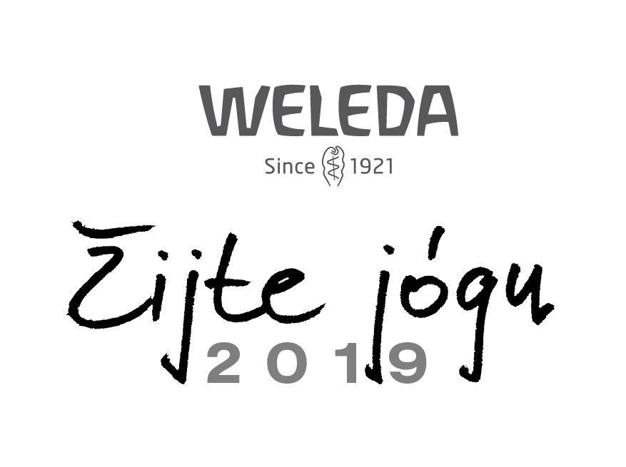 Weleda jóga turné - Žijte jógu 2019